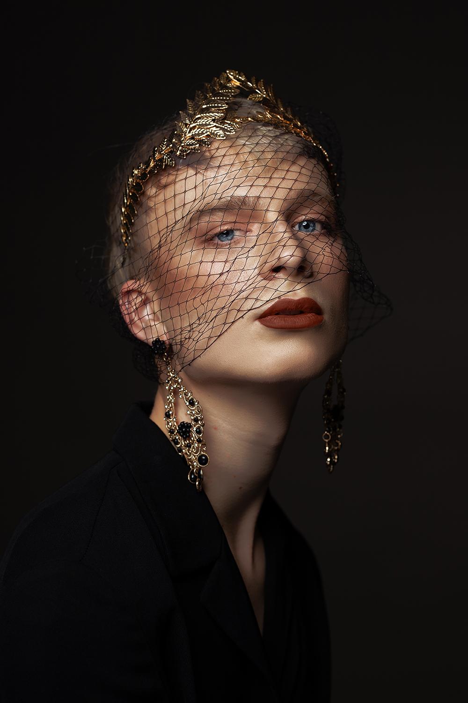 fashionshoot sven portret